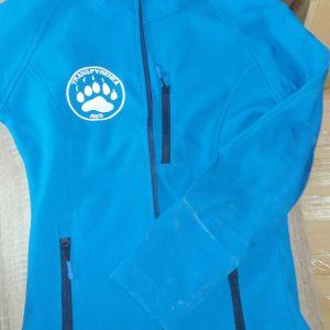 veste bleues
